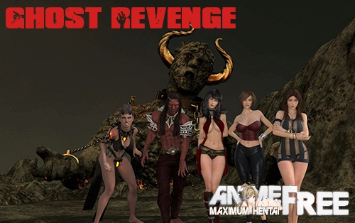 Ghost Revenge [2019] [Uncen] [ADV, 3DGC] [Android Compatible] [ENG] H-Game
