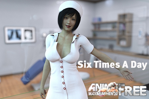 Six Times A Day [2019] [Uncen] [ADV, 3DCG] [Android Compatible] [ENG] H-Game