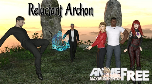 Reluctant Archon [2019] [Uncen] [ADV, 3DCG] [Android Compatible] [ENG,RUS] H-Game