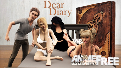 Dear Diary [2019] [Uncen] [ADV, 3DCG] [Android Compatible] [ENG] H-Game