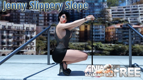 Jenny Slippery Slope [2019] [Uncen] [ADV, 3DCG] [Android Compatible] [ENG] H-Game