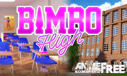 Bimbo High [2019] [Uncen] [ADV, 3DCG] [Android Compatible] [ENG,RUS] H-Game