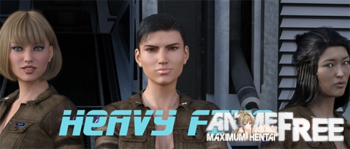 Heavy Five (Remastered) [2019] [Uncen] [ADV, 3DCG] [Android Compatible] [ENG] H-Game