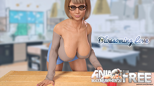 Blossoming Love [2019] [Uncen] [ADV, 3DCG] [Android Compatible] [ENG,RUS] H-Game