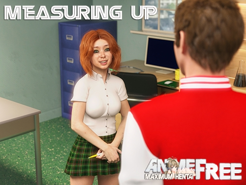 Measuring Up [2019] [Uncen] [ADV, 3DCG] [Android Compatible] [ENG] H-Game