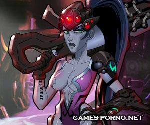 Порно Пародии На Игры Overwatch