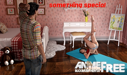 Something Special [2019] [Uncen] [ADV, 3DCG] [Android Compatible] [ENG,RUS] H-Game