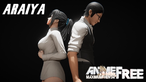 Araiya [2019] [Uncen] [ADV, 3DCG, Animation] [Android Compatible] [ENG,RUS] H-Game