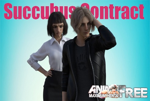 Succubus contract [2019] [Uncen] [ADV, 3DCG] [Android Compatible] [RUS, ENG] H-Game