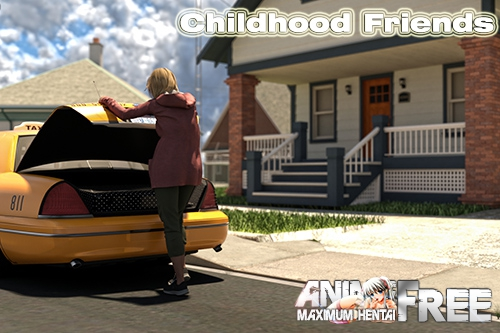 Childhood Friends [2019] [Uncen] [3DCG, NTR] [Android Compatible] [ENG,RUS] H-Game