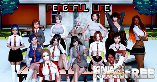 Peaceful Life [2020] [ADV, 3DCG, Animation, VN] [Android Compatible] [ENG] H-Game