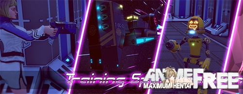 Training Space Station [2020] [Uncen] [3D-Animation, Simulator] [ENG] H-Game