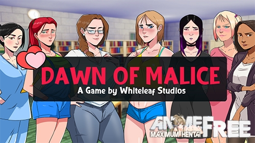Dawn of Malice [2020] [Uncen] [ADV] [Android Compatible] [ENG] H-Game
