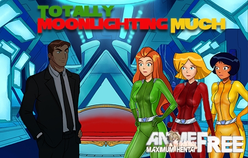 Totally Moonlighting Much [2020] [Uncen] [ADV] [Android Compatible] [ENG] H-Game