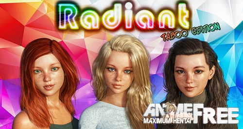Radiant [2020] [Uncen] [ADV, 3DCG, Animation] [Android Compatible] [ENG,RUS] H-Game
