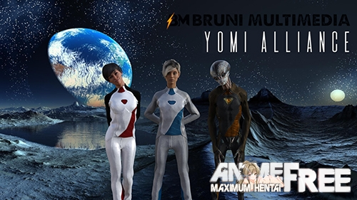 Yomi Alliance [2020] [Uncen] [ADV, RPG, 3DCG, Animation] [Android Compatible] [ENG] H-Game