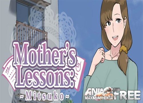 Mothers Lesson: Mitsuko [2020] [Uncen] [ADV] [Android Compatible] [ENG] H-Game