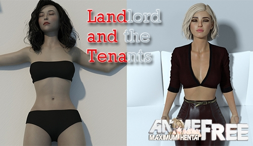 Landlord and the Tenants [2020] [Uncen] [ADV, 3DCG] [Android Compatible] [ENG,RUS] H-Game