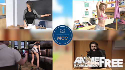 Marie Curie College [2020] [Uncen] [ADV, 3DCG] [Android Compatible] [ENG] H-Game