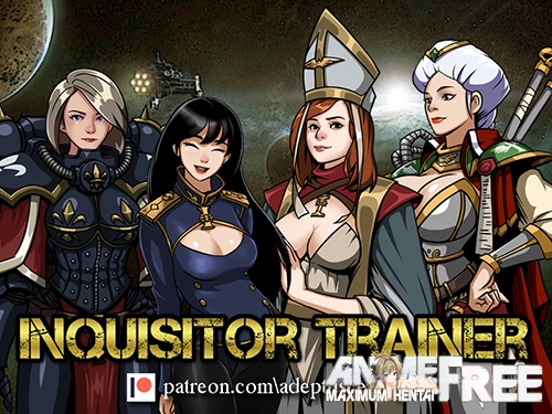 Inquisitor Trainer [2020] [Uncen] [ADV, 3DCG] [Android Compatible] [ENG] H-Game