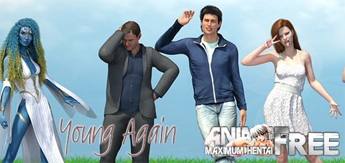 Young Again [2020] [Uncen] [ADV, 3DCG] [Android Compatible] [ENG] H-Game