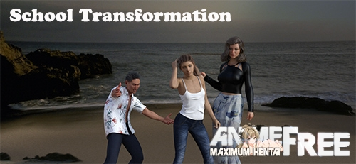 School Transformation [2020] [Uncen] [ADV, 3DCG] [Android Compatible] [ENG] H-Game