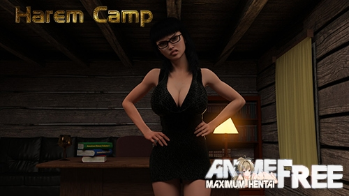 Harem Camp [2020] [Uncen] [ADV, 3DCG] [Android Compatible] [ENG] H-Game