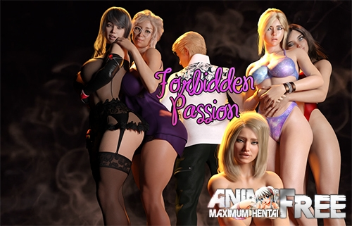 Forbidden Passion [2020] [Uncen] [ADV, 3DCG] [Android Compatible] [ENG,RUS] H-Game