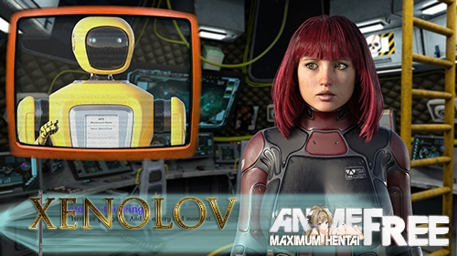 Xenolov [2020] [Uncen] [ADV, 3DCG] [Android Compatible] [ENG] H-Game