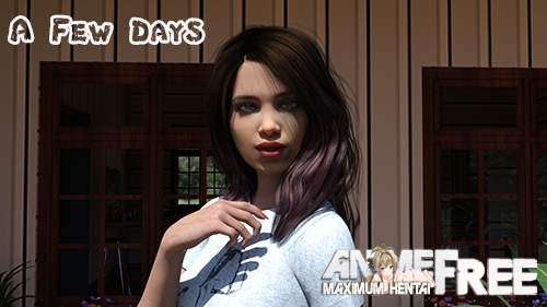 A Few Days [2020] [Uncen] [ADV, 3DCG, Animation] [Android Compatible] [ENG] H-Game