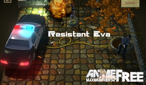 Resistant Eva [2020] [Uncen] [ADV, 3DCG] [Android Compatible] [ENG, RUS] H-Game