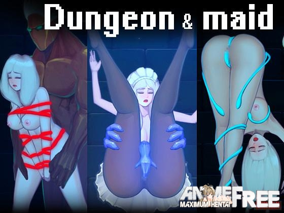 Dungeon&Maid [2015] [Uncen] [Action, Animation] [ENG] H-Game