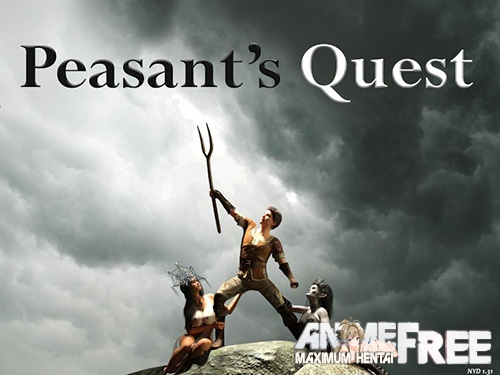 Peasant's Quest [2017] [Uncen] [RPG, 3DCG] [Android Compatible] [ENG,RUS] H-Game