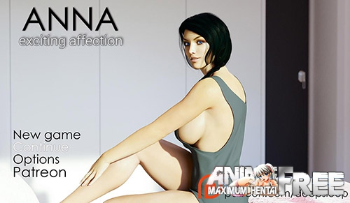 Anna Exciting Affection [2017] [Uncen] [RPG, 3DCG] [Android Compatible] [ENG,RUS] H-Game