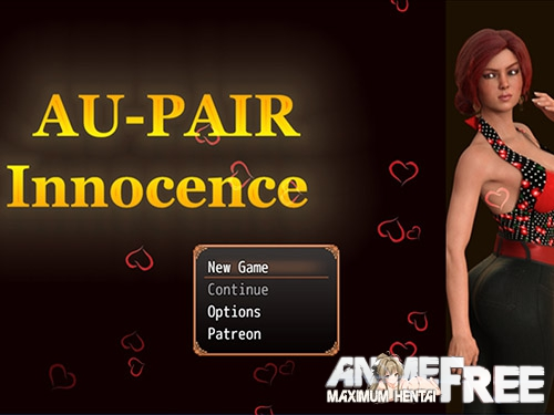 Au-pair Innocence [2017] [Uncen] [ADV, 3DCG] [Android compatible] [ENG] H-Game