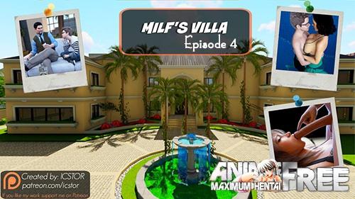 Milf's Villa - Episode 4 [2017] [Uncen] [Animation, RPG, 3DCG] [ENG] H-Game