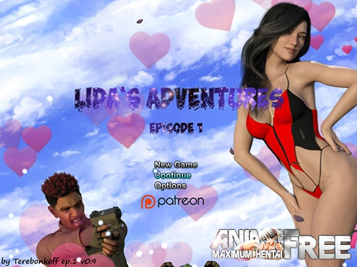 Lida's Adventures [2017] [Uncen] [RPG, 3DCG] [Android Compatible] [ENG,RUS] H-Game