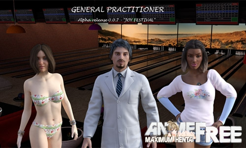 General Practitioner / chief medical Officer [2017] [Uncen] [ADV, 3DCG] [Android Compatible] [ENG] H-Game