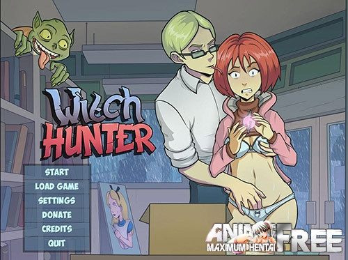 Witch hunter / witch Hunter [2017] [Uncen] [ADV] [Android Compatible] [RUS, ENG] H-Game