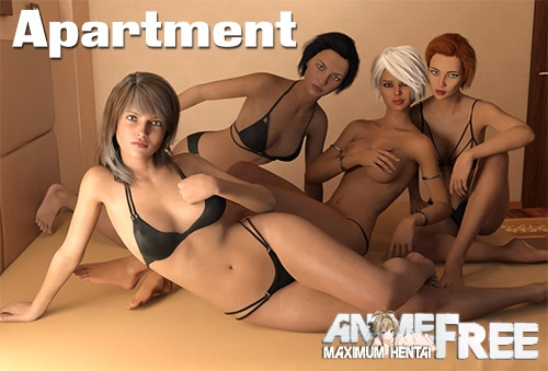 Apartment / Apartment [2018] [Uncen] [ADV, 3DCG] [Android Compatible] [ENG, RUS] H-Game