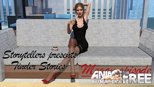 Tinder Stories: Megan Episode [2018] [Uncen] [ADV, 3DCG] [Android compatible] [ENG] H-Game