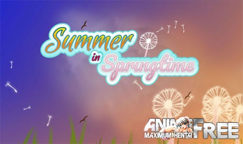 Summer In Springtime [2018] [Uncen] [ADV, Animation] [Android compatible] [ENG] H-Game
