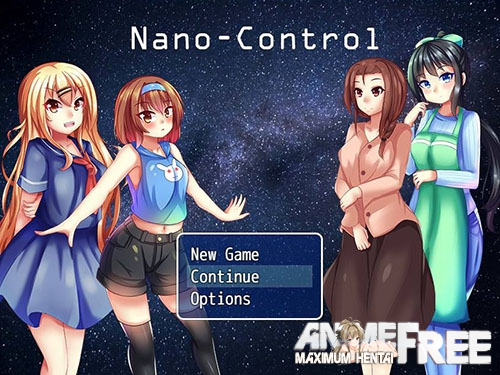 Nano-control [2018] [Uncen] [ADV, RPG] [Android Compatible] [ENG] H-Game