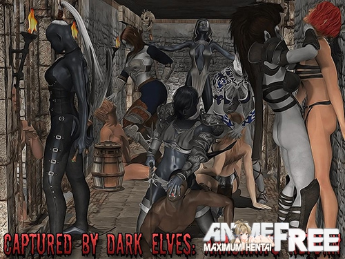 Captured by Dark Elves: Arachna's Return [2017-2019] [Uncen] [3DCG, ADV] [Android Compatible] [ENG] H-Game