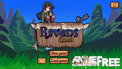 Raven's Quest [2018] [Uncen] [ADV] [Android Compatible] [ENG] H-Game
