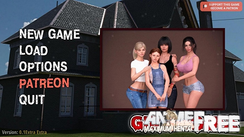 Girl House [2018] [Uncen] [ADV, 3DCG] [Android Compatible] [ENG,RUS] H-Game