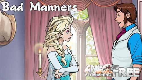 Bad Manners Part I [2018] [Uncen] [ADV] [ENG,RUS] H-Game