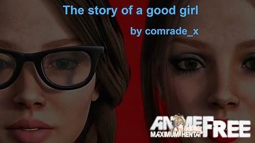 The story of a good girl [2018] [Uncen] [ADV, 3DCG] [Android Compatible] [ENG,RUS] H-Game