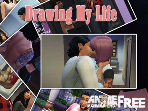 Drawing My Life [2018] [Uncen] [3DCG, ADV] [Android Compatible] [ENG] H-Game