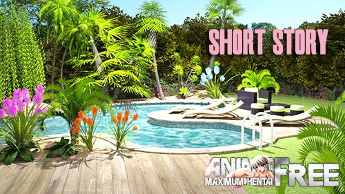 Short story [2018] [Uncen] [ADV, 3DCG] [Android Compatible] [ENG,RUS] H-Game